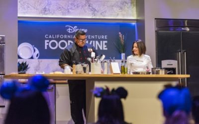 Tickets Available for Events and Seminars at Disney California Adventure Food & Wine Festival