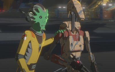 "TV Recap: ""Star Wars Resistance"" Season 2, Episode 14 - ""The Mutiny"""