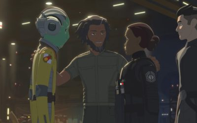 "TV Recap: ""Star Wars Resistance"" Season 2, Episodes 17 & 18 - ""Rebuilding the Resistance"" and ""The Escape"""