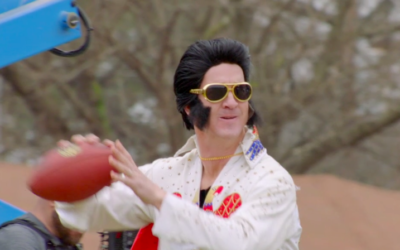 "TV Review - ""Peyton's Places: Elvis Presley"" on ESPN+"