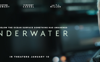 "Movie Review: ""Underwater"" (Fox)"