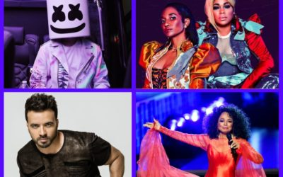 Universal Orlando Mardi Gras 2020 Lineup Includes TLC, Marshmello, and Diana Ross
