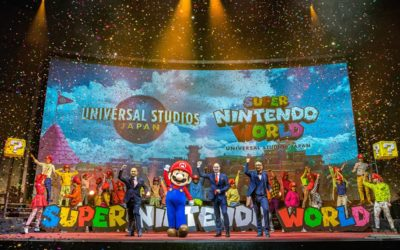 Universal Studios Japan Reveals Details for Super Nintendo World