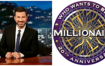"Jimmy Kimmel to Host 8-Episode ""Who Wants to Be a Millionaire"" Celebrity Revival"