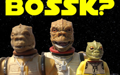 Who's the Bossk? - Episode 1: The Past, Present and Future of Star Wars with Guest David Murto