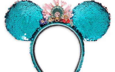 "Betsey Johnson Debuts Disney Parks Designer Collection February 21st Inspired by ""The Little Mermaid."""