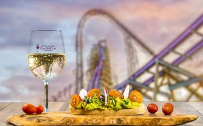 Busch Gardens Tampa Bay Food & Wine Festival Returns February 29-April 26