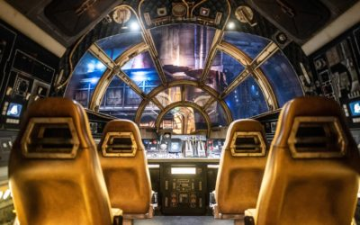 """Chewbacca Mode"" Discovered on Millennium Falcon: Smugglers Run at Star Wars: Galaxy's Edge"