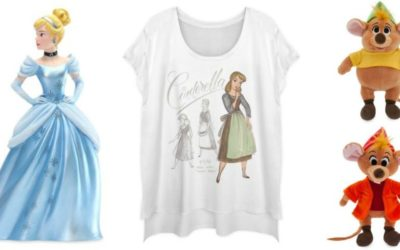"Bibbidi, Bobbidi, Boo! Here's New ""Cinderella"" Merchandise For You"