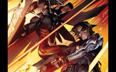 "Comic Review - ""Falcon & Winter Soldier #1"""