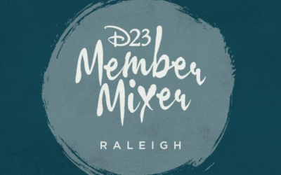 D23 Hosting Member Mixer Event in Raleigh, NC on March 11th
