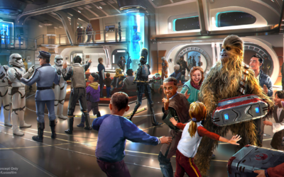 Disney Announces Star Wars: Galactic Starcruiser Reservations Will Open Up Later This Year