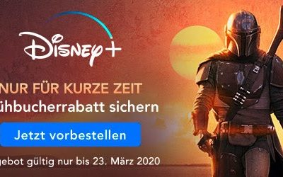 Disney+ Opens Western European Pre-Sales With Discounted Annual Subscription