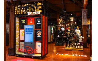 Disney Parks Introduce MADE, New Way to Customize Disney Merchandise
