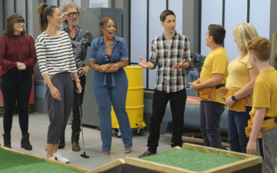 "TV Review: ""Shop Class"" (Disney+)"