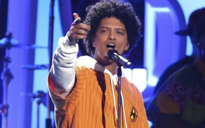 Disney Taps Bruno Mars to Produce and Star in a Music-Themed Film