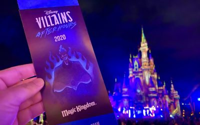 Disney Villains After Hours 2020: A Look at What the Special Magic Kingdom Events Have to Offer