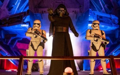 Tickets for Disneyland After Dark: Star Wars Nite Available for Annual Passholders