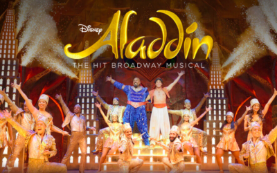 "Disney's ""Aladdin"" on Broadway Welcomes New Principal Cast Members"