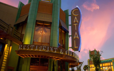 Downtown Disney Restaurants Offer Delicious Menu Items and Special Promotions In Advance of Food and Wine Festival at Disney California Adventure