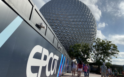 "Epcot Park Becomes ""EPCOT"" In Advance of Transformation"