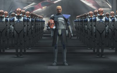 "TV Recap - ""Star Wars: The Clone Wars"" Season 7, Episode 2 - ""A Distant Echo"""