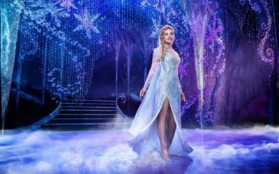 "Disney's ""Frozen"" The Broadway Musical to Debut Tweaked Version as New Principal Cast Join the Production"
