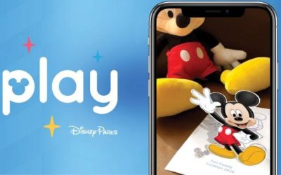 Get a Special Message from Mickey Mouse in the Play Disney Parks App After Your Walt Disney World Vacation
