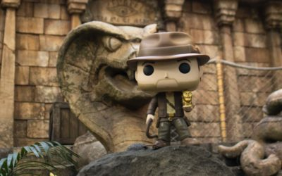 Funko to Release Disney Parks Exclusive Indiana Jones Figure