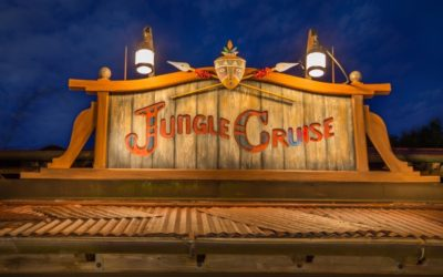 Jungle Cruise Boat Takes on Water at Magic Kingdom