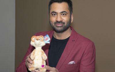 "Kal Penn Gets First Look at Toys From Disney's ""Mira, Royal Detective"""