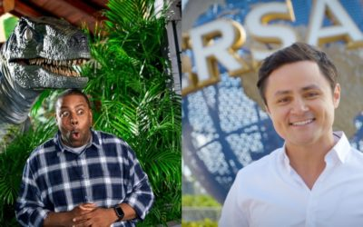 "Universal Studios Launches ""Let Yourself Woah"" Campaign Featuring Kenan Thompson and Arturo Castro"