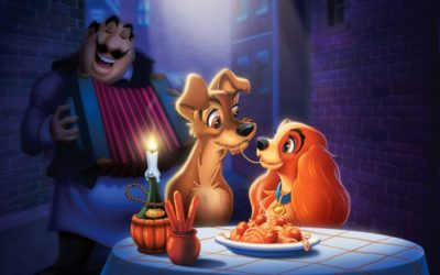 "El Capitan Theatre to Host Valentine's Day Screenings of Disney's Animated Classic ""Lady and the Tramp"""