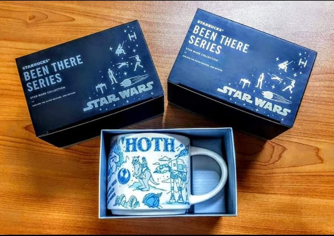 Star Wars Themed Starbucks Been There Mugs Reportedly Coming Soon To Disney Parks