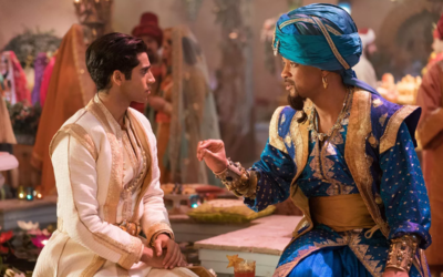 "Live-Action ""Aladdin"" Sequel in The Works at Disney Studios"