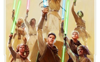 """Looking Ahead to """"Star Wars: The High Republic"""" AKA Lucasfilm Publishing's """"Project Luminous"""" Initiative"""
