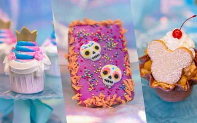 """Magic Happens"" Themed Treats and Snacks Debut Alongside Disneyland's New Parade"