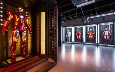 Marvel Avengers STATION in Las Vegas Offering Special Ticket Deal Now Through April