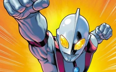"Marvel Shares Details, Cover Art for ""The Rise of Ultraman"" Comic Series"