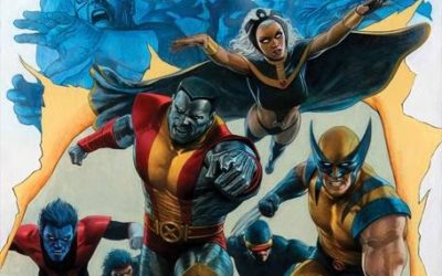 "Marvel to Celebrate 45th Anniversary of ""Giant-Size X-Men"" With Special Re-Envisioned Issue"