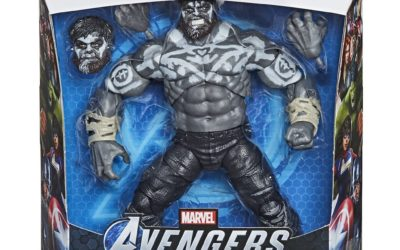 "GameStop Exclusive Hasbro Figure Available with Pre-Order of ""Marvel's Avengers"""