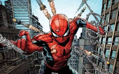 "Marvel's ""Non-Stop Spider-Man"" Comic Series Swings into Stores This June"