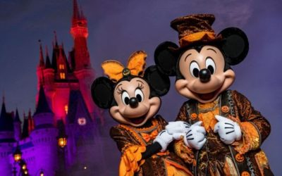 Tickets on Sale for 2020 Mickey's Not-So-Scary Halloween Party
