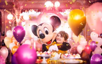 "Enhance Your Disneyland Paris Celebration with ""Mickey's Gift"" Signature Experiences"