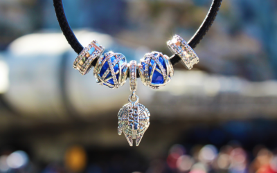 New Millennium Falcon Charm Coming to Disney Parks Pandora Retail Locations