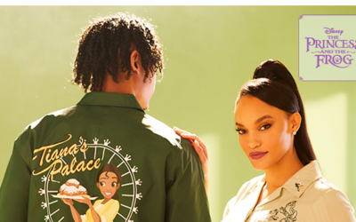 "New ""Princess And The Frog"" Merchandise Arrives at Box Lunch"