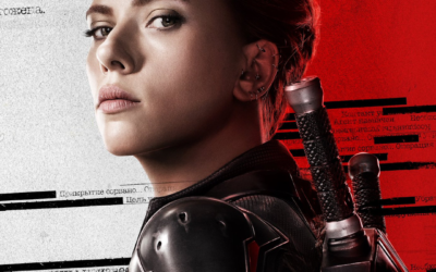 "New Spot for ""Black Widow"" and Character Posters Revealed During Super Bowl"