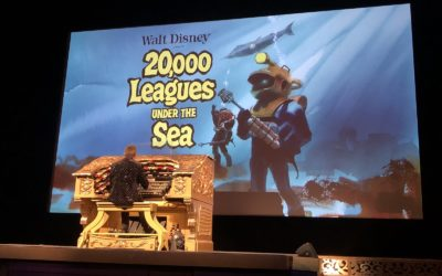 "Photos: ""20,000 Leagues Under the Sea"" Screening Hosted by Walt Disney Archives at El Capitan Theatre"