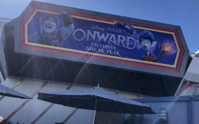 "Photos: Pixar's ""Onward"" Sneak Peek Opens at Disneyland, Walt Disney World"