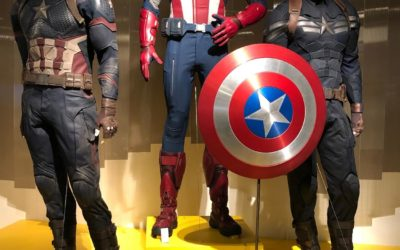 Photos/Video: FIDM's Annual Art of Motion Picture Costume Design Exhibit Opens in Downtown L.A.